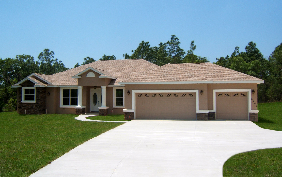 Floor plans antigua antigua model 3 bedroom 2 bath for New construction windows for sale